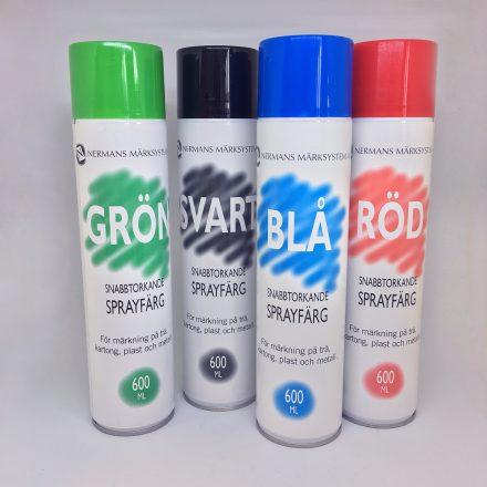 Miljövänlig sprayfärg