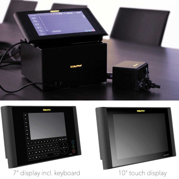 Couth Smartbox Display