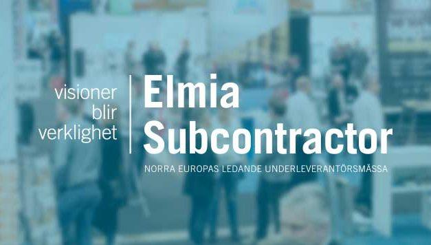 Elmia SubContractor 2017