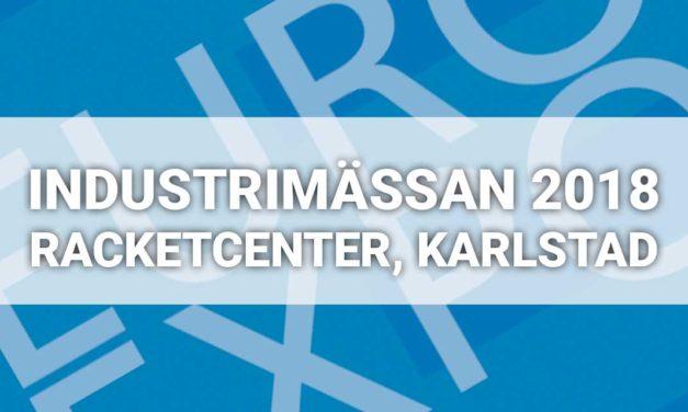Industrimässan i Karlstad Racketcenter 2018