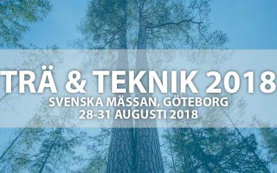 Trä & Teknik 2018