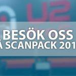 Besök oss på Scanpack 2018!