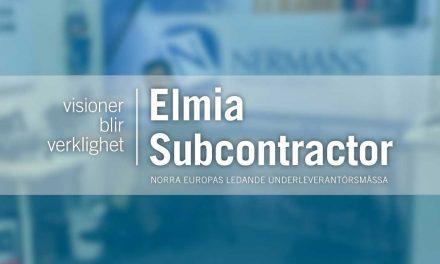 Elmia Subcontractor 2018
