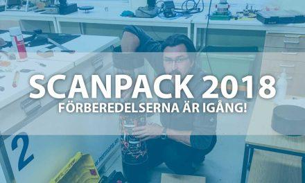 Förberedelserna är igång inför Scanpack 2018!