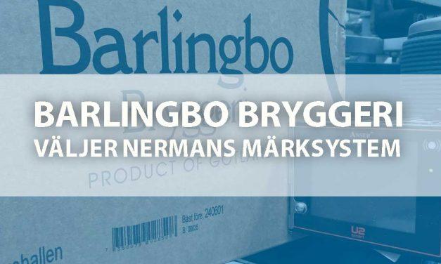 Barlingbo Bryggeri väljer Nermans Märksystem