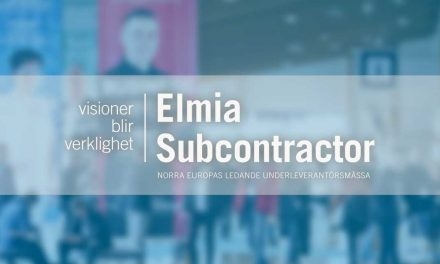 Träffa oss på Elmia Subcontractor 2019