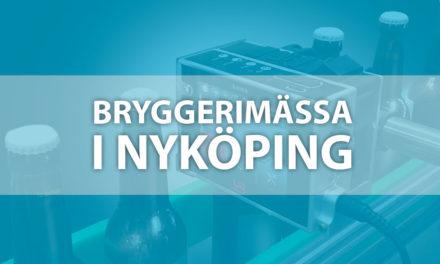 Bryggerimässa i Nyköping