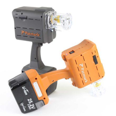 Tocho Markings - Patmark-mini - Handhållen, mobil och trådlös nålpräglingsmaskin