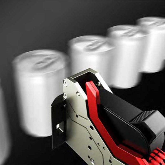 Anser X1 - TIJ Bläckstråleskrivare för produktionslinjer - Nermans Märksystem