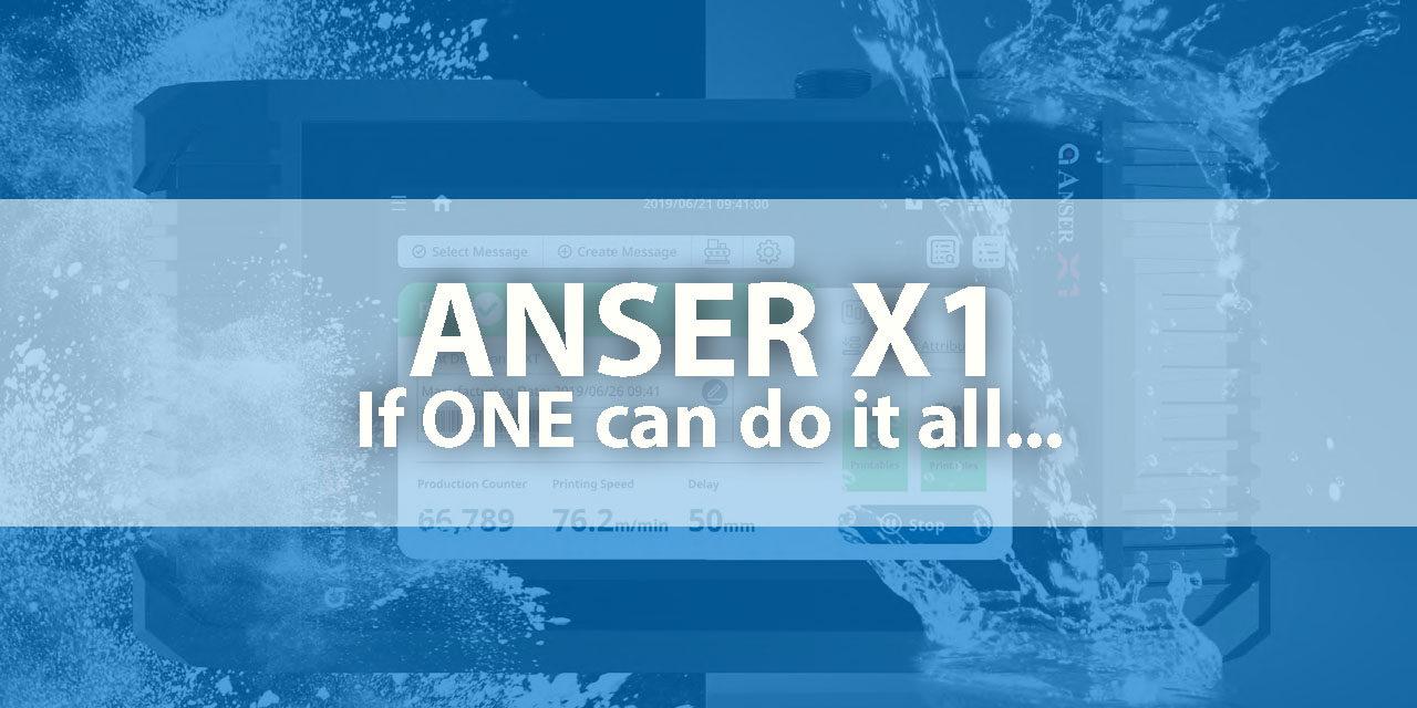 Anser X1 – Nytt i sortimentet!